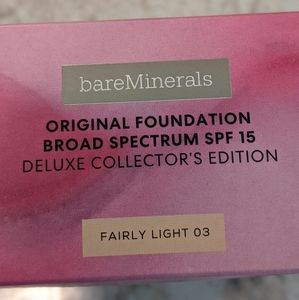 bareMinerals Makeup - bareMinerals Deluxe Collector's Edition Foundation